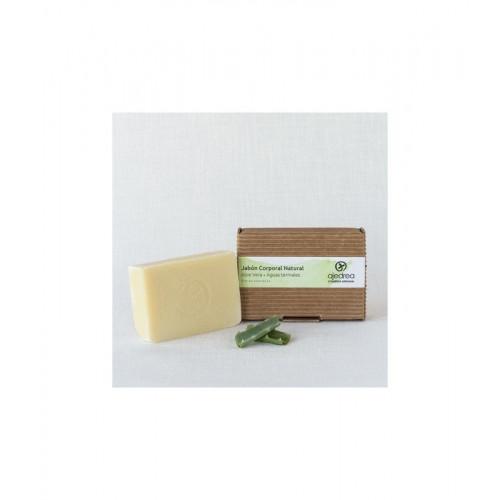 Jabón Corporal Natural Aloe Vera y Aguas Termales 120gr