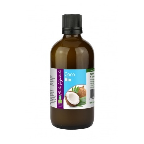 Aceite de Coco VEGETAL BIO 100ml LABORATORIO ALTHO